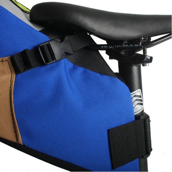 EarthHero - Hauler Bike Saddle Bag - 6