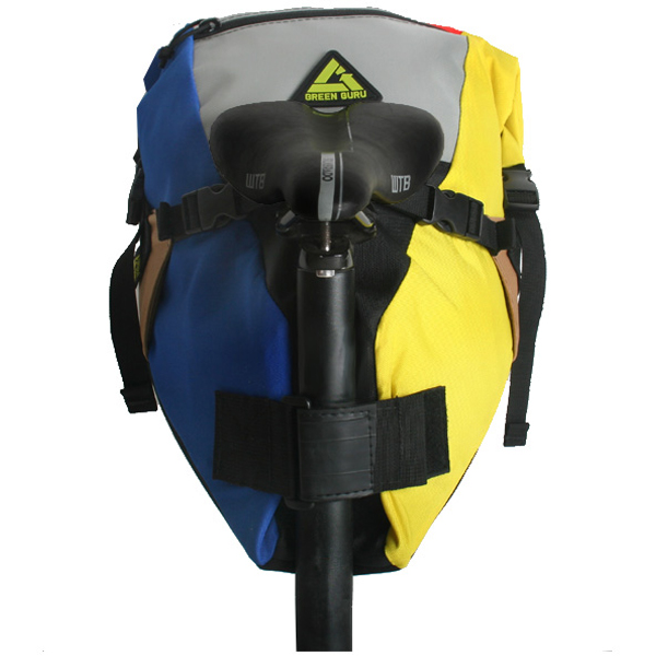 EarthHero - Hauler Bike Saddle Bag - 5