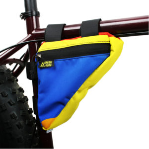 EarthHero - Gripster Triangle Bike Frame Bag - 1