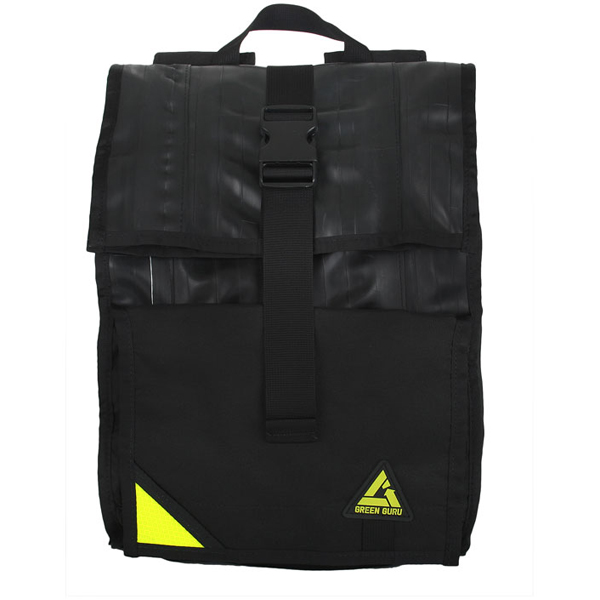 EarthHero - Commuter Roll Top Backpack - 2