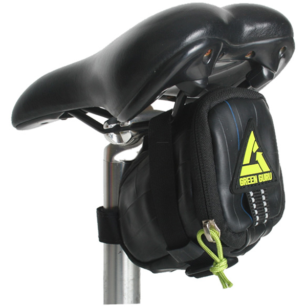 EarthHero - Clutch Saddle Bag - 1