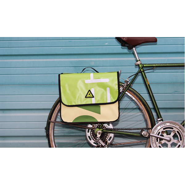 EarthHero - 40L Double Dutch Dual Pannier - 5