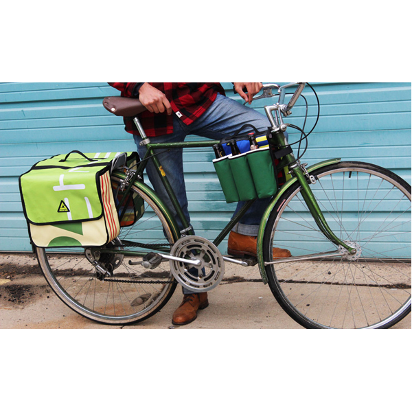 EarthHero - 40L Double Dutch Dual Pannier - 6