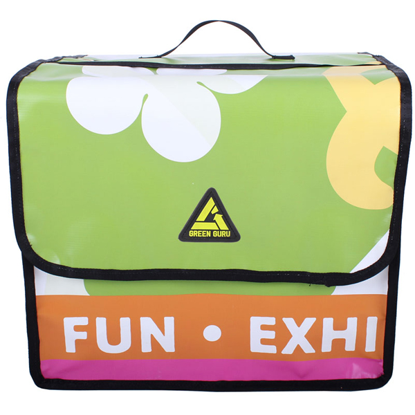 EarthHero - 40L Double Dutch Dual Pannier - 2