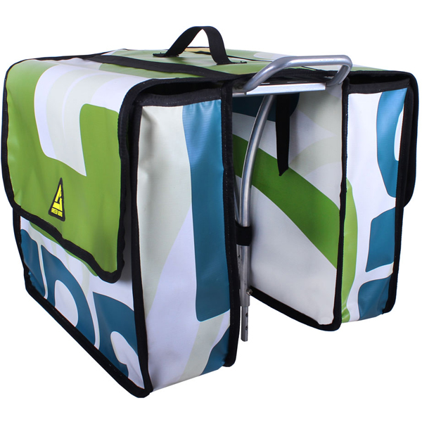 EarthHero - 40L Double Dutch Dual Pannier - 1