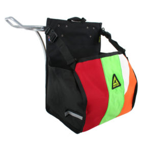 EarthHero - 31L Freerider Grocery Pannier - Multicolor