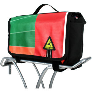 EarthHero - 9L Bike Cooler Kickstand Rear Rack Trunk - 1