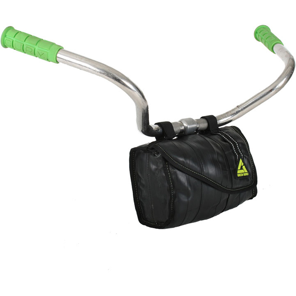 EarthHero - 6L Cruiser Cooler Handlebar Bag - 1