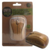 EarthHero - Bamboo Wireless Mouse 1