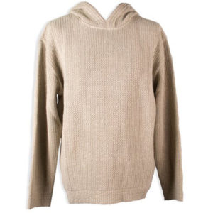 EarthHero - Knit Hemp Sweater - Natural