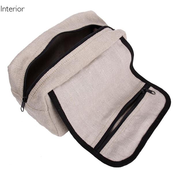 EarthHero - Hemp Toiletries Bag - 2