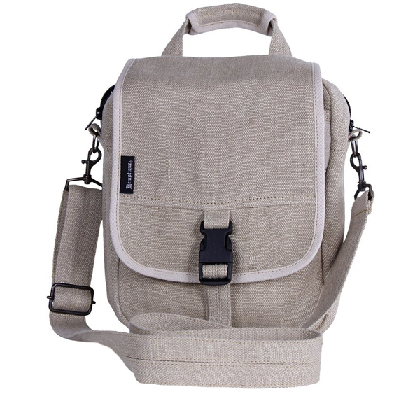 EarthHero - Hemp Tablet Bag - Natural
