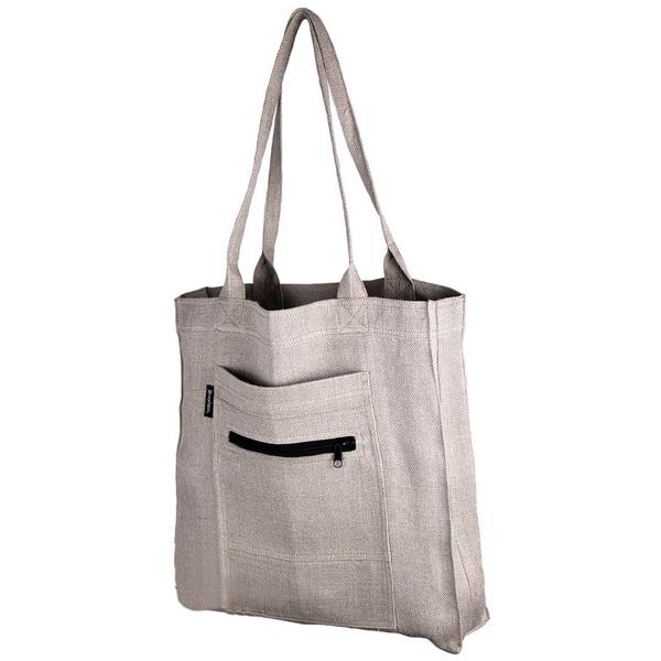 EarthHero - Hemp Grocery Bag - Natural