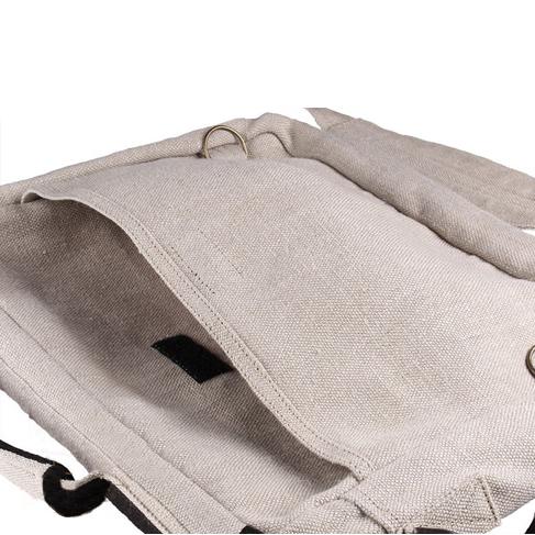 EarthHero - Hemp Courier Bag - 3