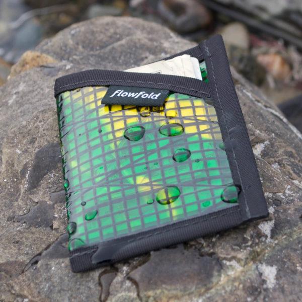 EarthHero - Minimalist Sailcloth Slim Wallet 2