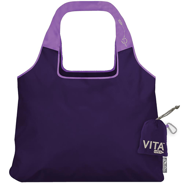 EarthHero - VITA rePETe Reusable Shopping Bag - Serenity