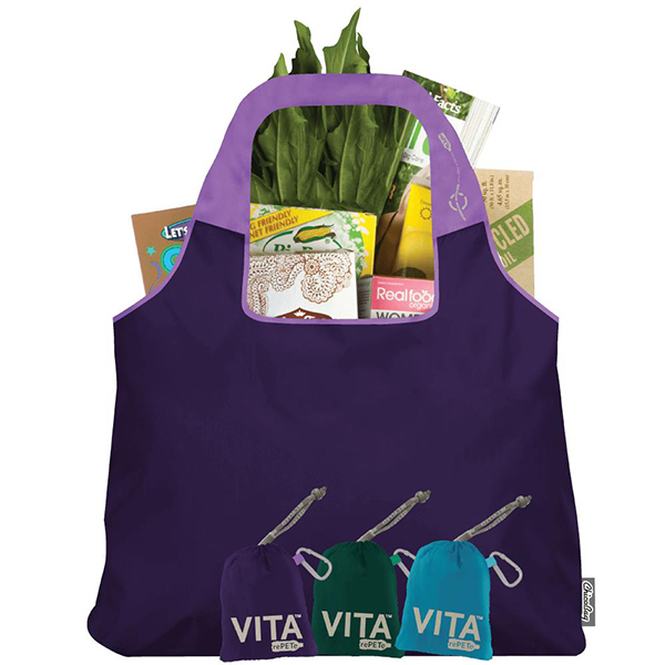 EarthHero - VITA rePETe Reusable Shopping Bag - 3