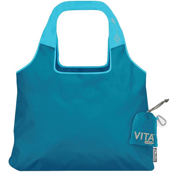 EarthHero - VITA rePETe Reusable Shopping Bag - Clarity