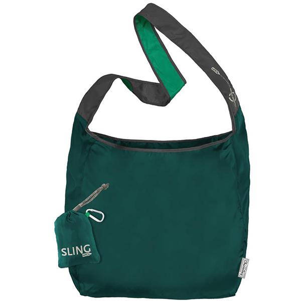 EarthHero - SLING rePETe Reusable Shopping Bag - Coral