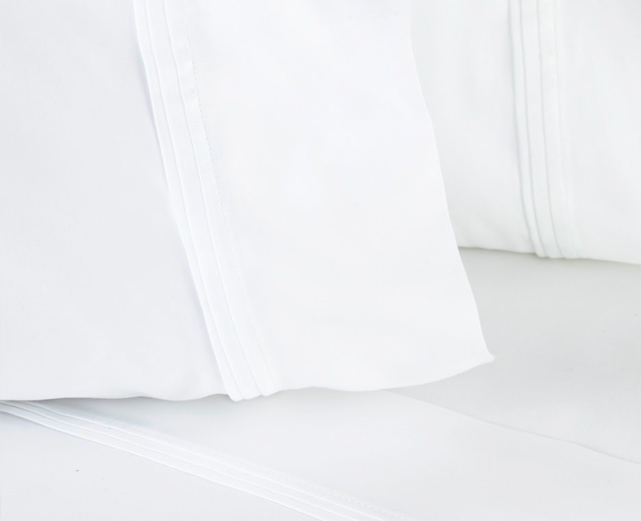EarthHero - Organic Pleated Sheet Set - 5