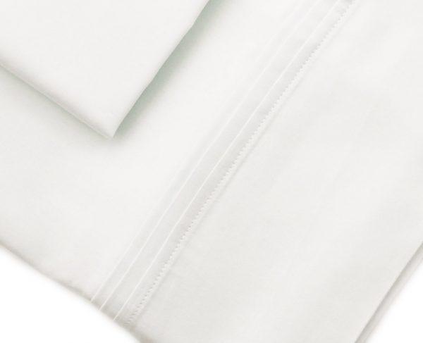 EarthHero - Organic Pleated Sheet Set - 2