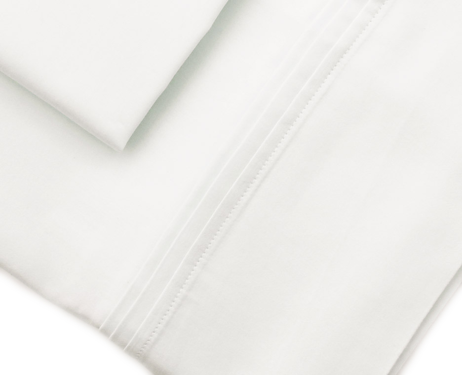 EarthHero - Organic Pleated Sheet Set - 2