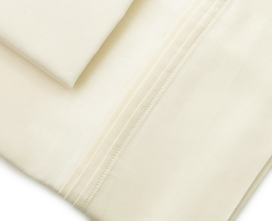 EarthHero - Organic Pleated Sheet Set - 3
