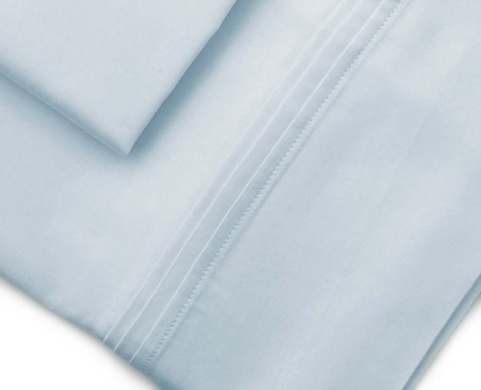 EarthHero - Organic Pleated Sheet Set - 4