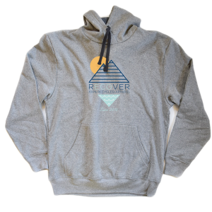 Recover - Unisex Horizon Pullover Graphic Hoodie - 1