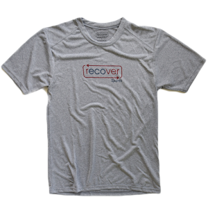Recover - Men's Recover Sport T-Shirt - Heather Grey