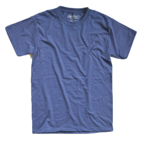 Recover - Men's Blank T-Shirt - Sweet Blue