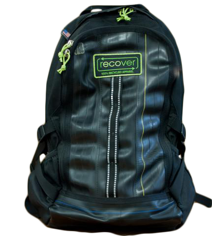 Recover - Biketube Recycled Backpack - 1