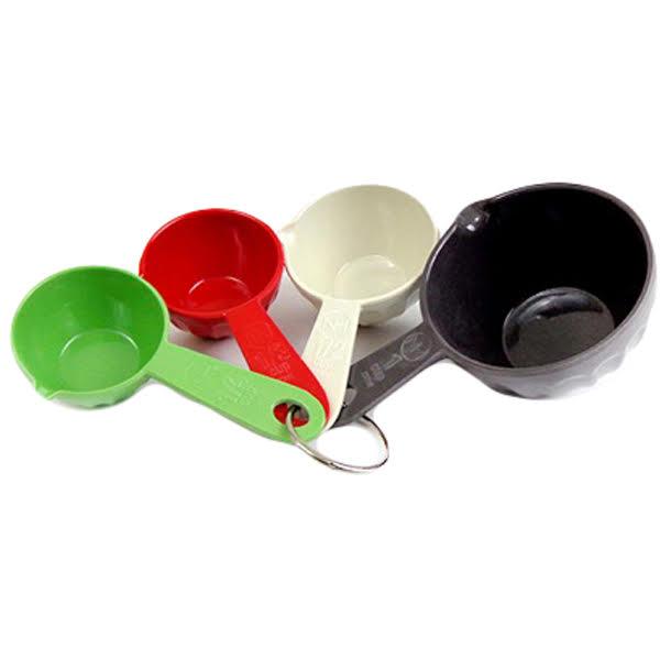 EarthHero - Ribbed Molded Bamboo® Measuring Cups 1