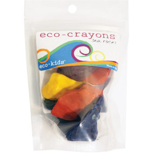 EarthHero - eco-crayon Beeswax Crayon Sea Rocks
