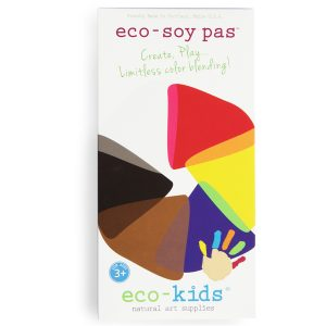 EarthHero - eco-soy pas Pastel Crayons - 1