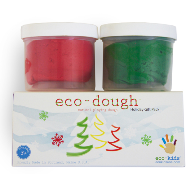 EarthHero - eco-dough Holiday Non-Toxic Play Dough