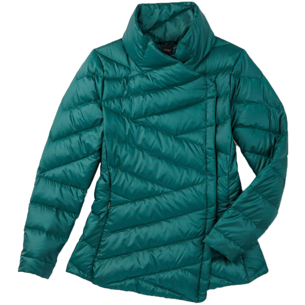 EarthHero - Women's Intersect Quilted Down Jacket - 4