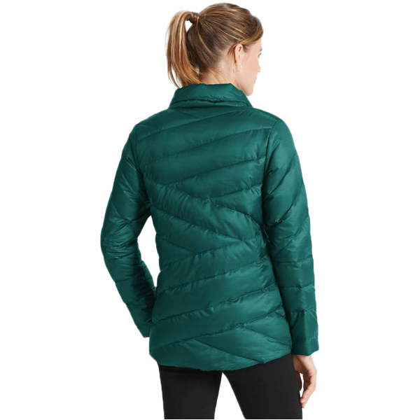 EarthHero - Women's Intersect Quilted Down Jacket - 3