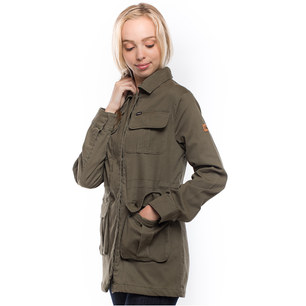 EarthHero - Field Organic Cotton Blend Jacket  - XL