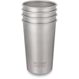 EarthHero - Stainless Steel Cups 16oz (4 Pk) 1