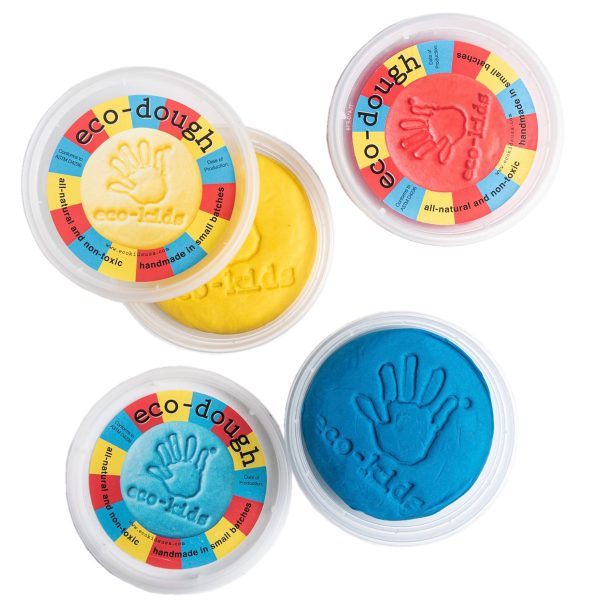 EarthHero - eco-kids eco-dough 3 pack - 1