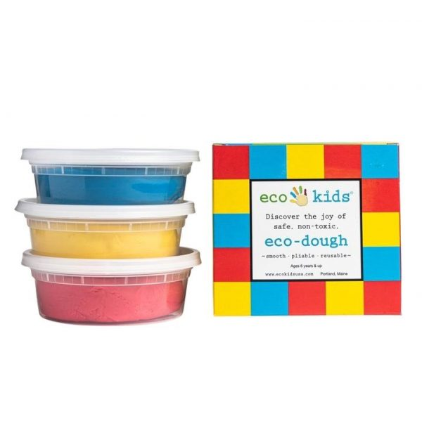 EarthHero - eco-kids eco-dough 3 pack - 2