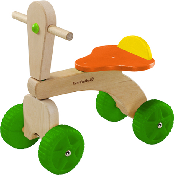 EarthHero - EverEarth Wooden Kids Play Trike 1