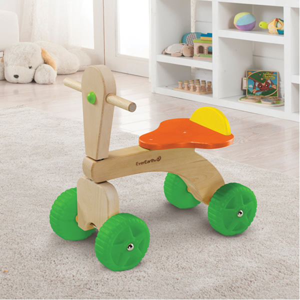 EarthHero - EverEarth Wooden Kids Play Trike 2