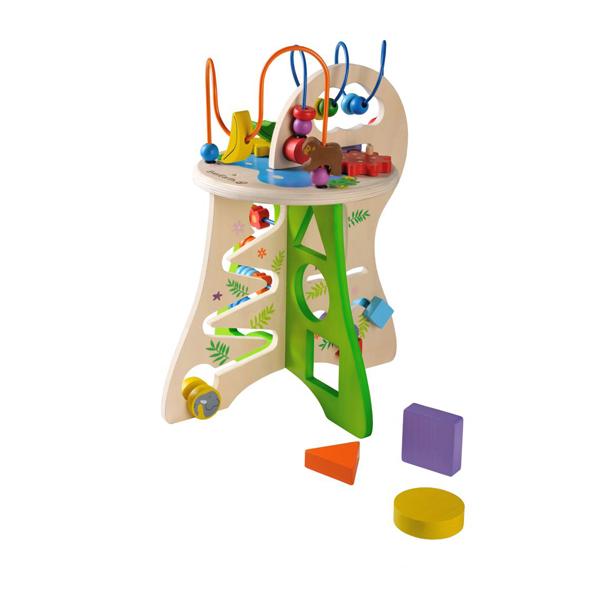 EarthHero - EverEarth Safari Toddler Activity Center 2