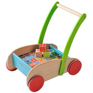 EarthHero - EverEarth Wooden Block Activity Walker 1