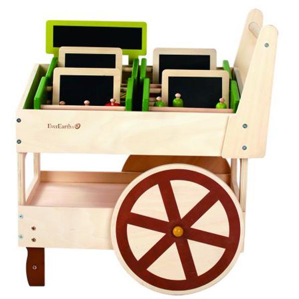 EarthHero - EverEarth Play Kids Food Cart 2