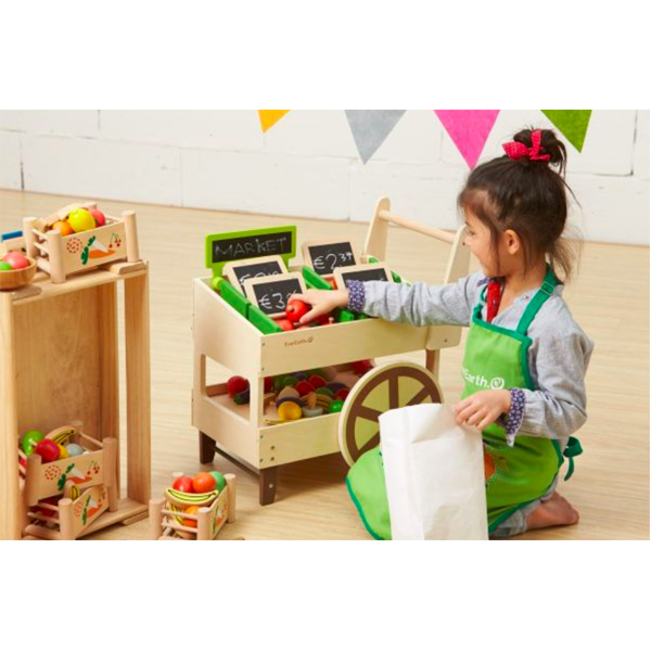 EarthHero - EverEarth Play Kids Food Cart 3