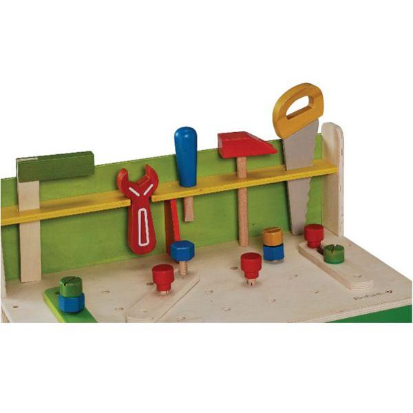 EarthHero - EverEarth Carpenters Kids Play Workbench 2