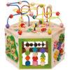 EarthHero - EverEarth Garden Toddler Activity Center 1